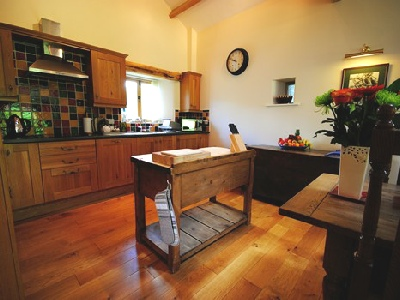 The Byre Kitchen